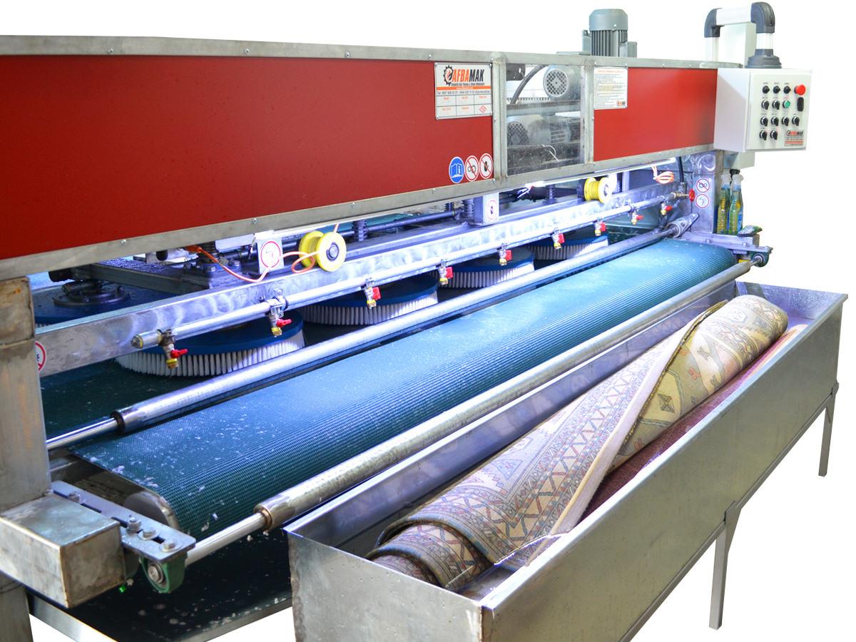 Otomatik halı yıkamavtomatik xalça təmizləmə maşınlarıa makinası